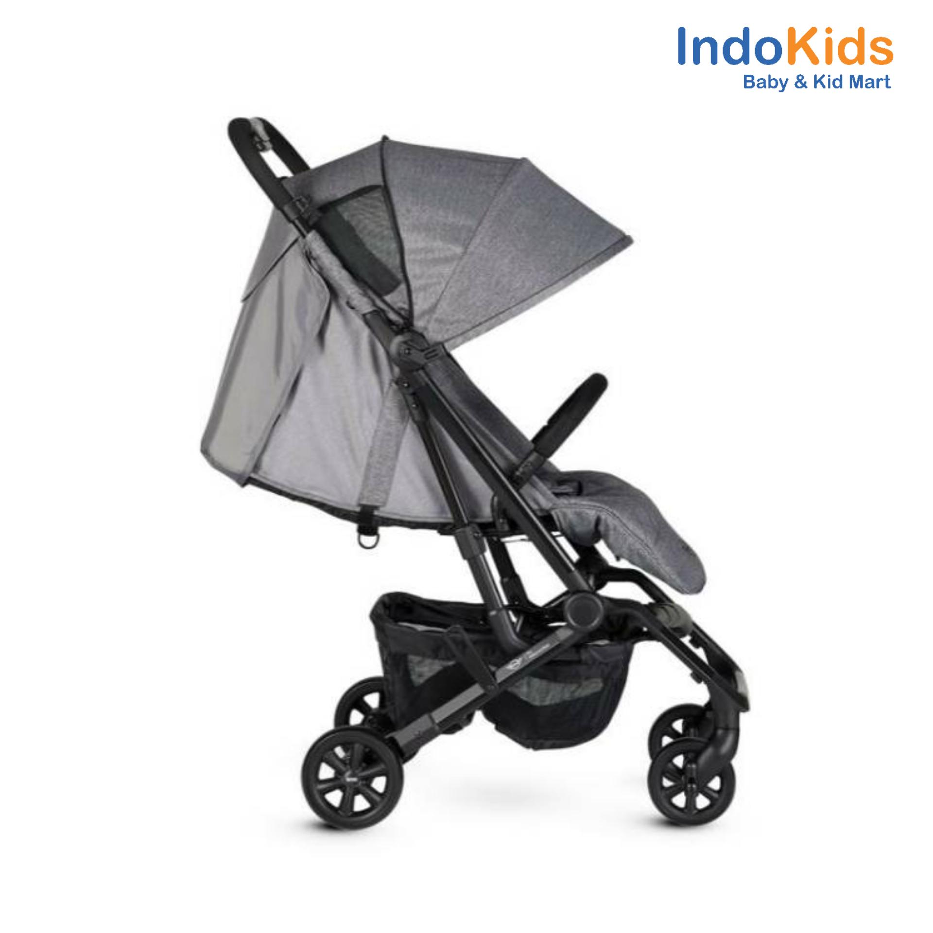 Easywalker Stroller Mini XS Soho Grey