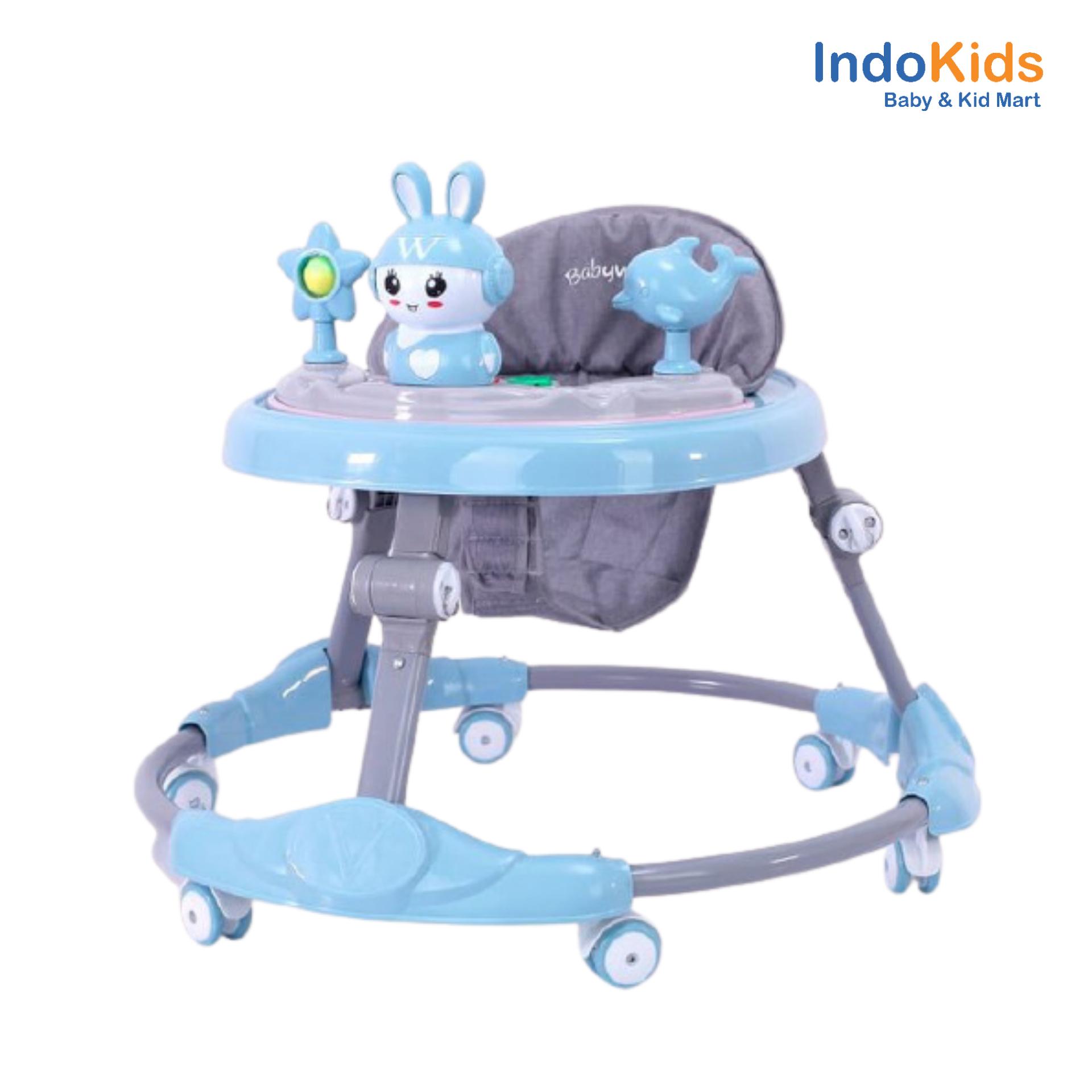 Spacebaby Baby Walker SB-509