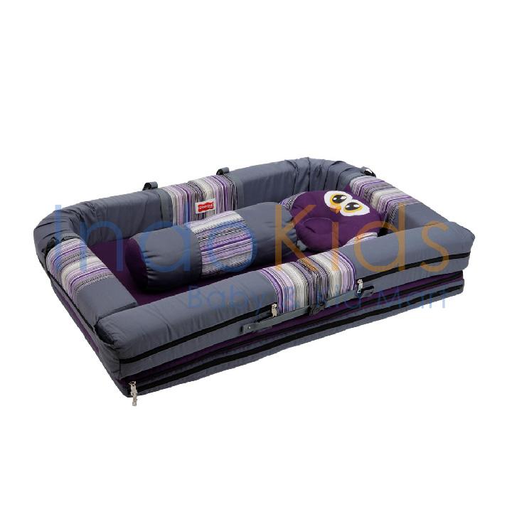 Kasur 3IN1 + Sofa bermotif Burung Hantu